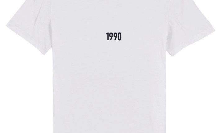 T-Shirt Numérique Unisexe [blanc]