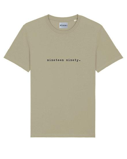 T-Shirt Alpha Unisexe [sauge]