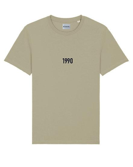 T-Shirt Numérique Unisexe [sauge]