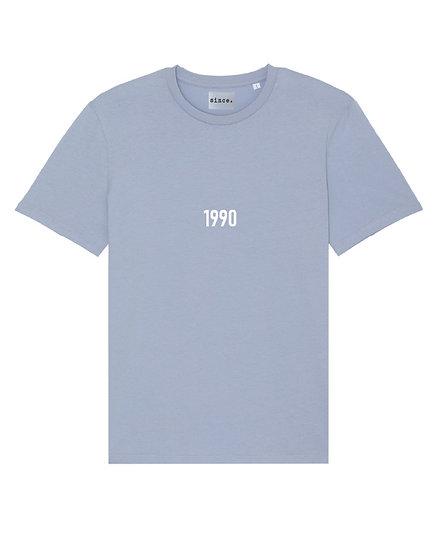 T-Shirt Numérique Unisexe [bleu glacé]