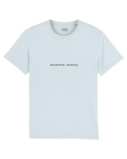 T-Shirt Unisexe [baby blue]