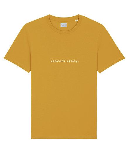 T-shirt Unisexe [ocre]