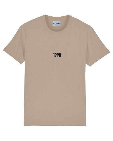 T-Shirt Numérique Unisexe [beige]