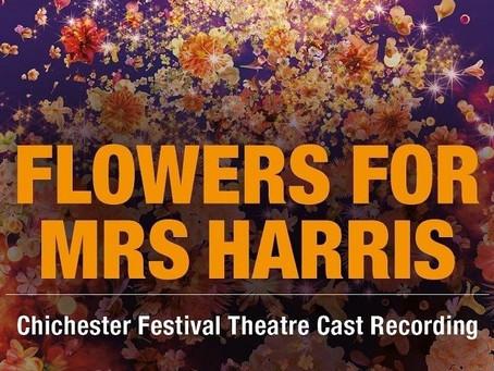 Recording Flowers for Mrs. Harris