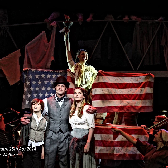 Rags the Musical in Concert