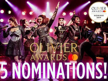 SiX - 2019 Olivier Awards