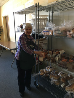 Bennington, food pantry vol AH