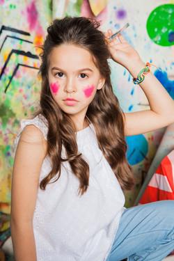 Seattle Kids Makeup Artist