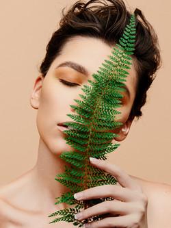 Nature Beauty makeup