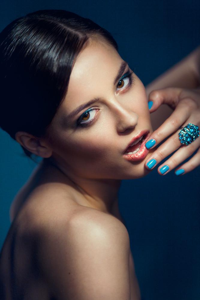 Beauty makeup Katya Gudaeva Seattle