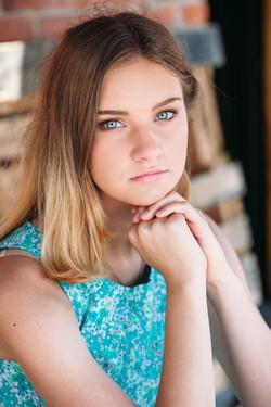 Senior student 2014 Aubrey