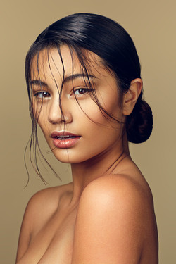 Clean makeup. Katya Gudaeva Seattle