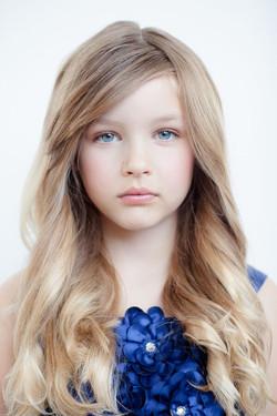 kids makeup & style by Katya Gudaeva