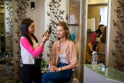 International makeup workshop