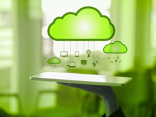 Virtual Login Technology Solutions for Small businesses. offering cloud solution, cybersecurity and workspace setup