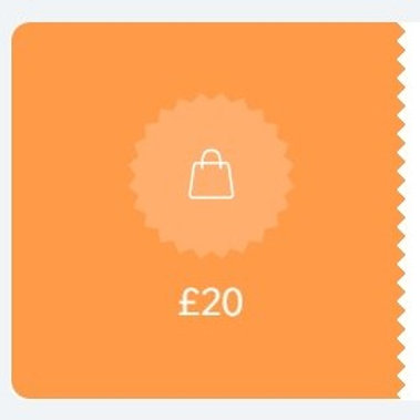 Gift Voucher £20 OFF