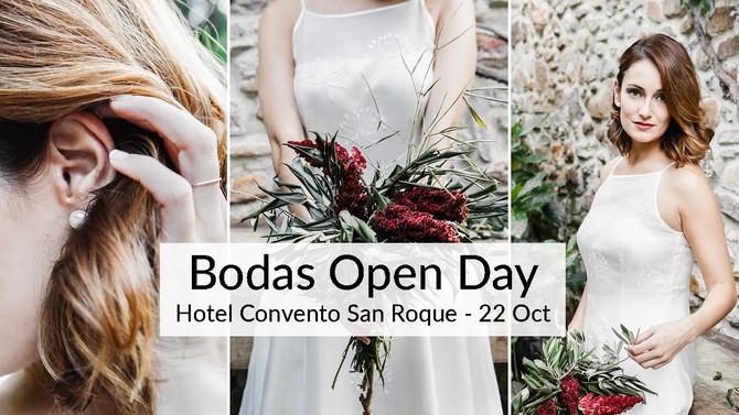 Bodas Open Day 2017