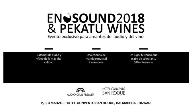 ENOSOUND & PEKATU WINES 2018