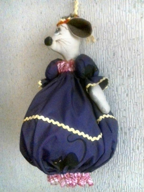 Мышка-пакетница