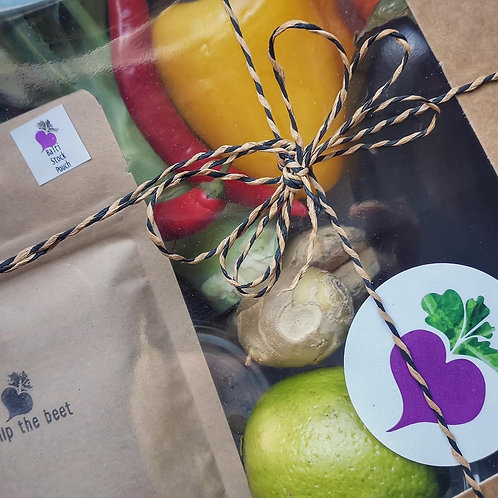 Beetbox Recipe Box Delivery/Collection Week 29th Nov- 6th Dec