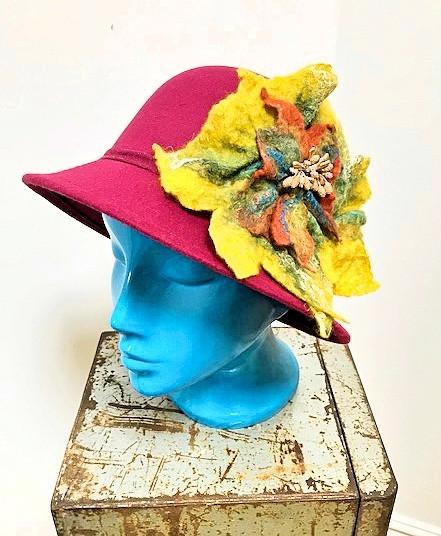 merino wool hat accessory