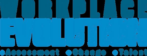 Workplace Evolution logo (transparent fo
