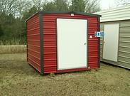 8'x10' Storage Building