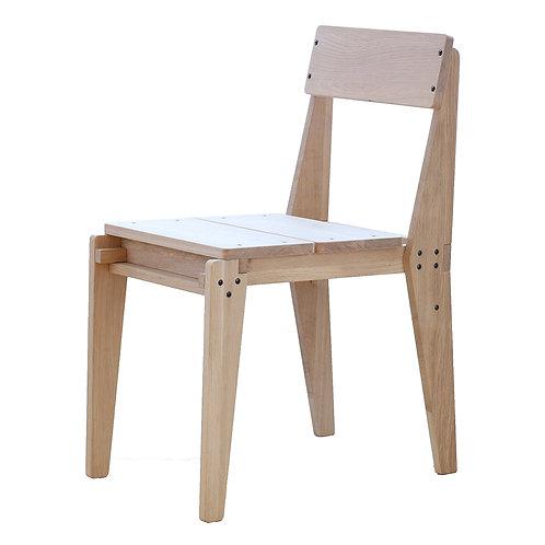 Plank chair
