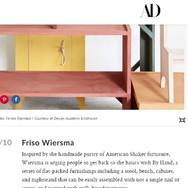 Architectural Digest (online) - oktober