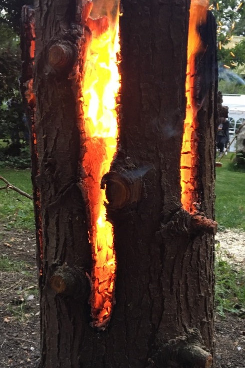 Swedish Fire Torches