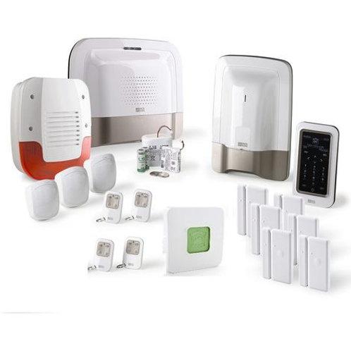 Pack alarme Tyxal + Kit n°4