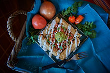 Mexican food Quesadilla
