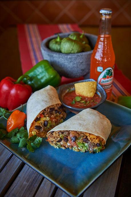 Mexican Food Burrito