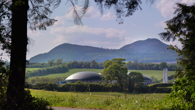 St Boswells Biogas to repurpose spent grain from local gin distillery