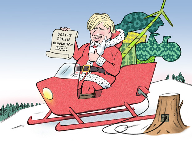 Merry Christmas and a Happy New Year from Iona Capital!
