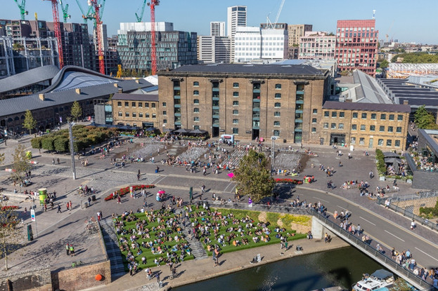 King's Cross fuels its sustainability credentials by signing green gas deal with Iona Capital