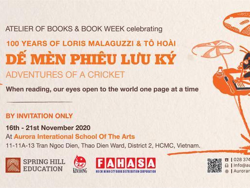 Atelier Of Books & Book Week Celebrating