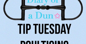 Tip Tuesday ~ how to poultice