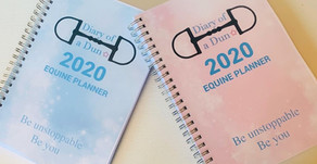 Diary Of A Dun 2020 Planner