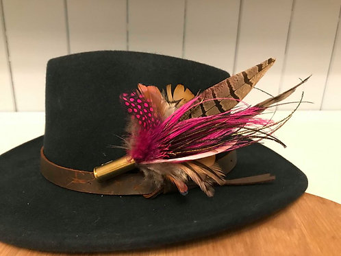 Medium Feather Brooch/Hat Pin