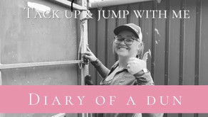 Tack up and jump with me!!