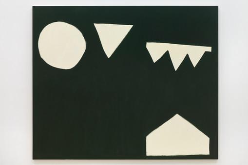 Stephen Felton Forage, 2019 Acrylic on canvas 66 x 80 inches