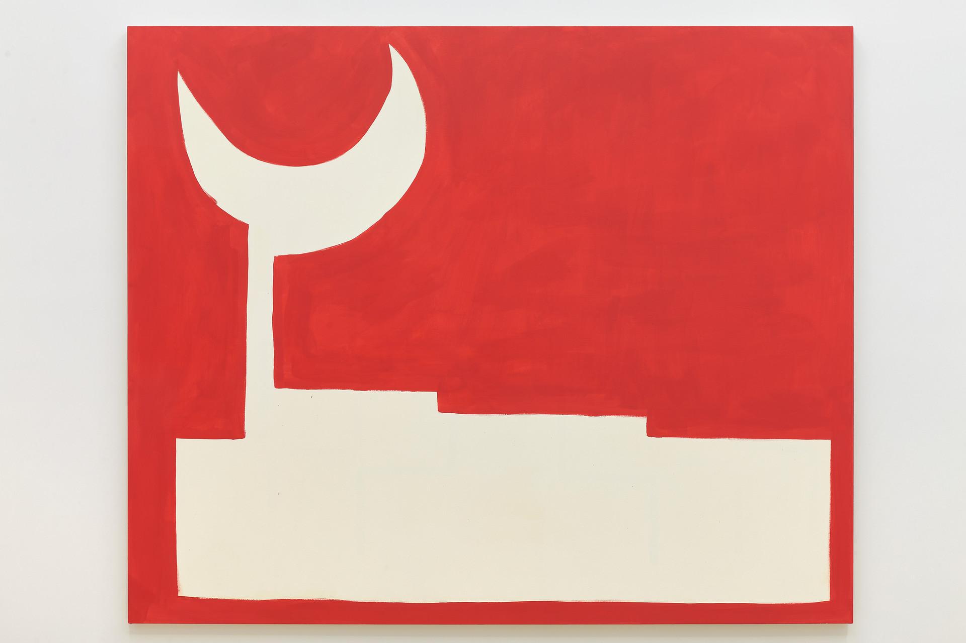 Stephen Felton Scorpio, 2020 Acrylic on canvas 66 x 80 inches