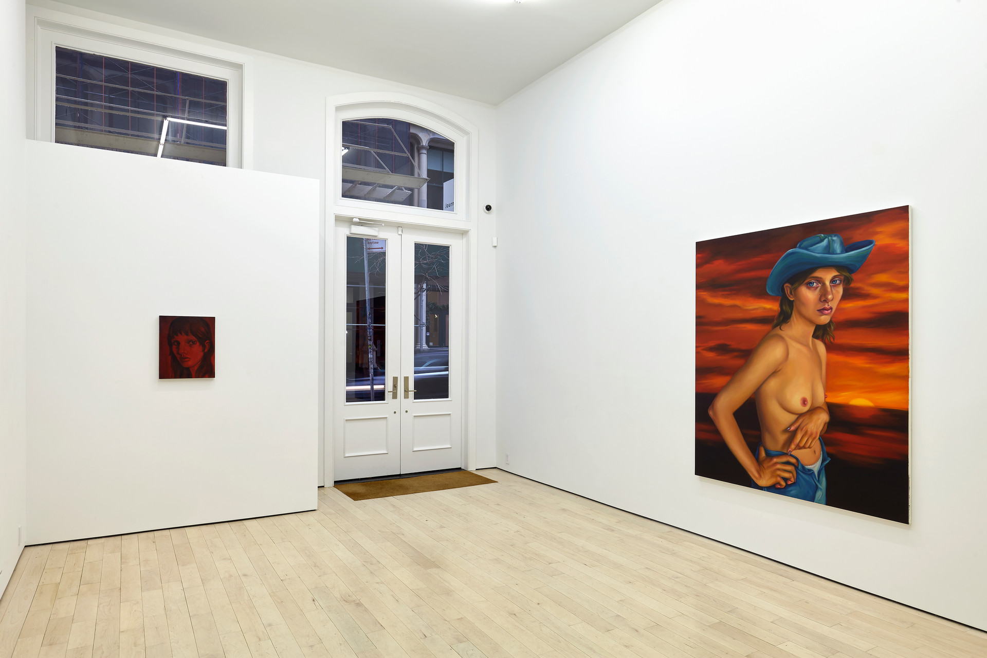 Chloe Wise  Tennis Elbow 60  Installation View