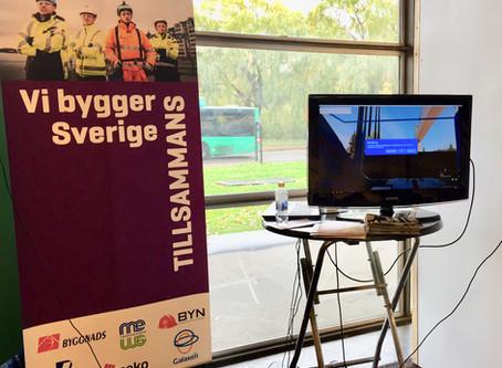 Virtuellt grävande i Landskrona