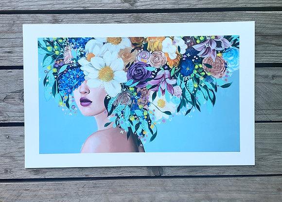 Bella Giclee Print