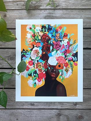 Lulu Giclee Print