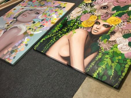 Prints of Paintings