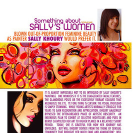 Something about Sally's women