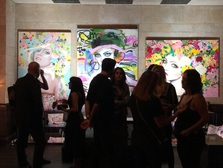 My Experience with RAW Natural Born Artists - Los Angeles